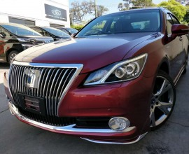 2014 Toyota Crown Majesta 丰田皇冠 GWS214 F Package (ID1838)