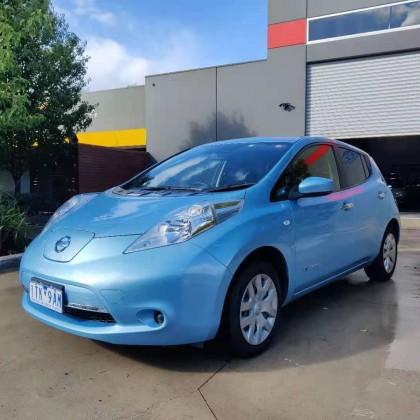 2017 Nissan Leaf 尼桑聆风电动车 AZE0 S (ID21047)