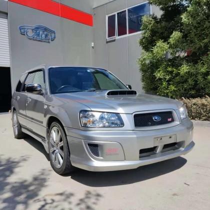 2004 Subaru Forester SG9 STI (ID 21038)