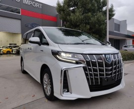 2021 Toyota Alphard 丰田埃尔法 AYH30 SR C (ID 22037)