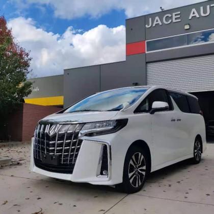 2021 Toyota Alphard 丰田埃尔法 AGH30 S C (ID 22026)